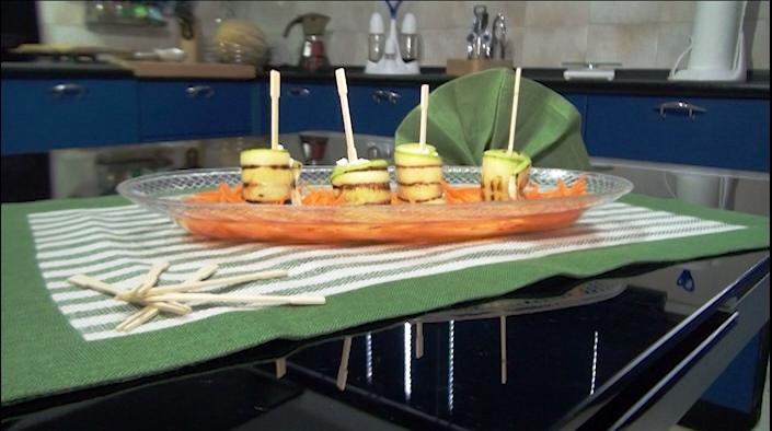 involtini zucchina