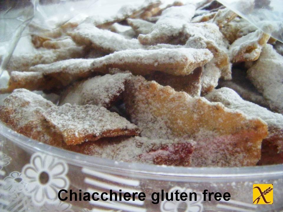chiacchiere gluten free