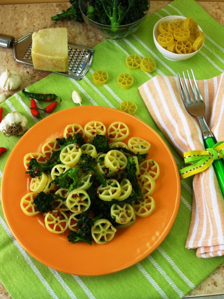 Pasta e broccoletti
