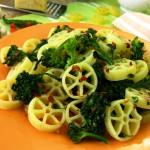 Pasta e broccoli