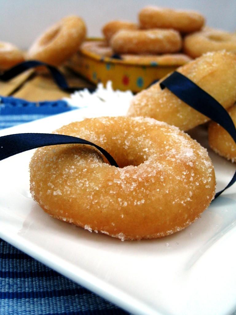 ciambelle zuccherate
