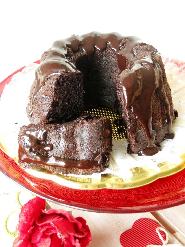 ciambella cioccolato