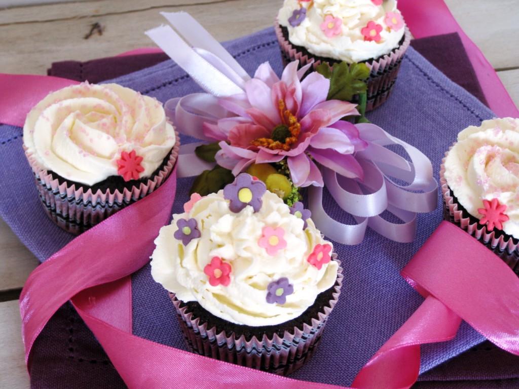 cupcakes di primavera