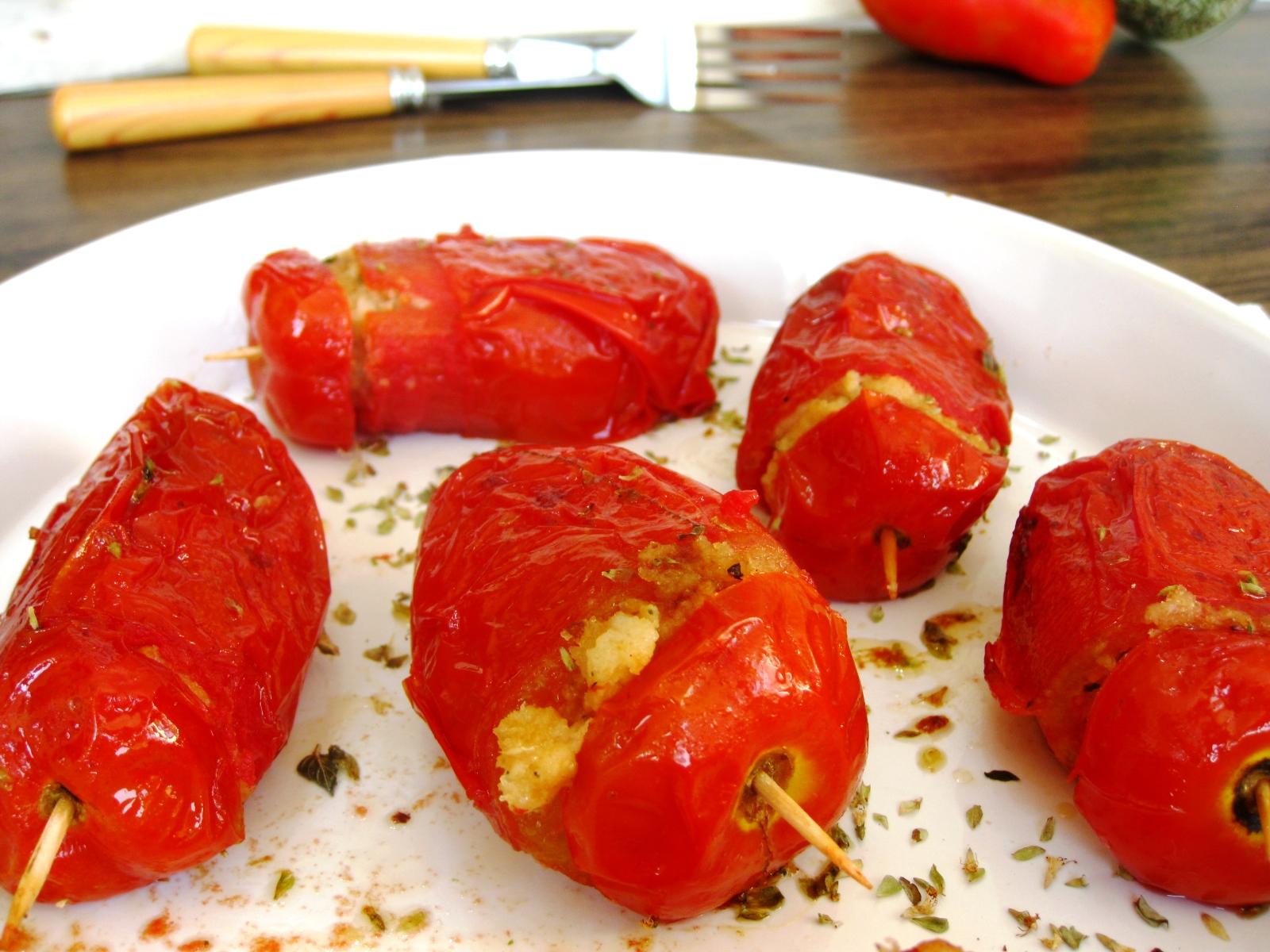 pomodori ripieni calabria